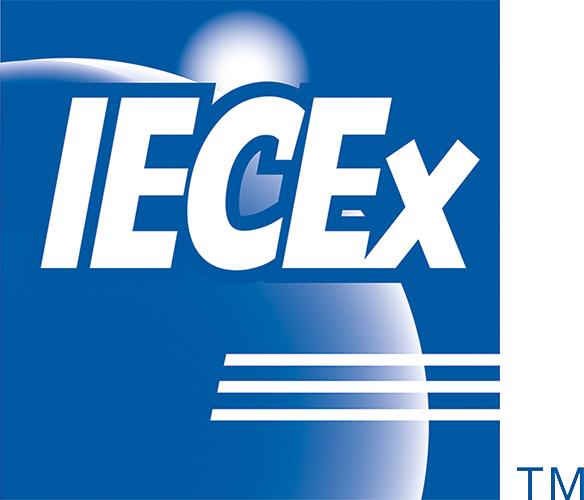 IECEx logo images